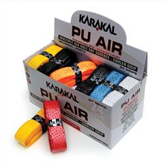 Karakal PU Air Replacement Grip - Box of 24