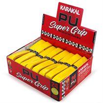 Karakal PU Super Grip Yellow - (24 pack)