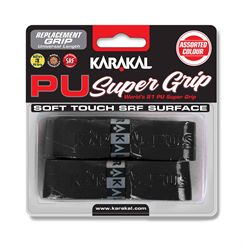 Karakal PU Super Replacement Grip - 2 grips