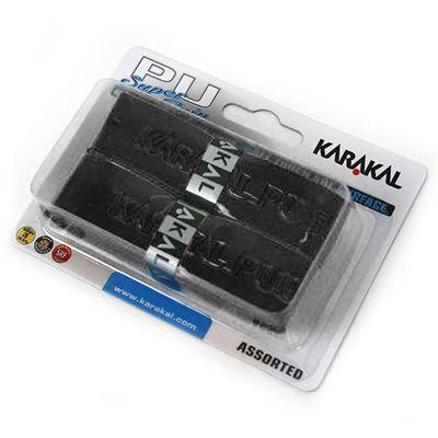 Karakal PU Super Replacement Grip - Black