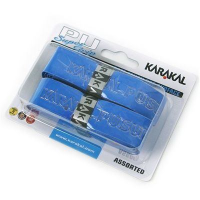 Karakal PU Super Replacement Grip - Blue