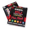 Karakal PU Super Replacement Grip - Assorted Pack of 6 - Box2