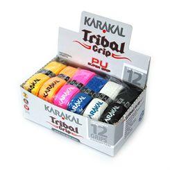 Karakal PU Super Tribal Replacement Grip (12 pack)