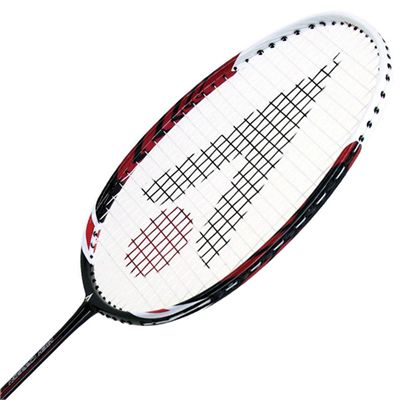 Karakal Pure Power 15 Badminton Racket - Head View