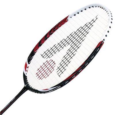 Karakal Pure Power 15 Badminton Racket - Head View