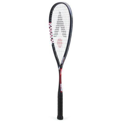 Karakal Raw 110 Squash Racket AW18 - Angled