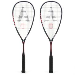 Karakal Raw 110 Squash Racket Double Pack
