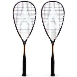 Karakal Raw 110 Squash Racket Double Pack