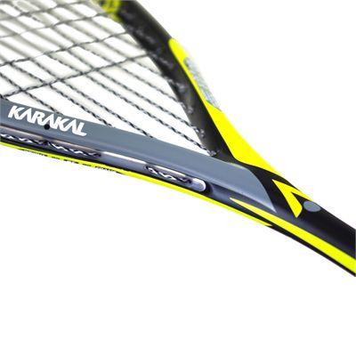 Karakal Raw 120 Squash Racket AW20 - Zoom3