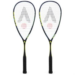 Karakal Raw 120 Squash Racket Double Pack