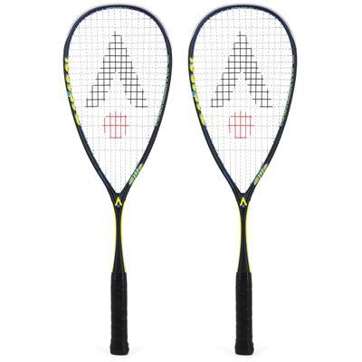 Karakal Raw 120 Squash Racket Double Pack AW18
