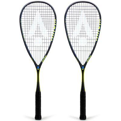 Karakal Raw 120 Squash Racket Double Pack AW19