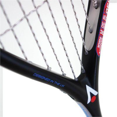 Karakal Raw 130 Squash Racket AW18 - Zoom3