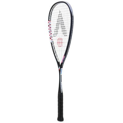 Karakal Raw 130 Squash Racket Double Pack AW18 - Angled
