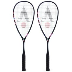Karakal Raw 130 Squash Racket Double Pack