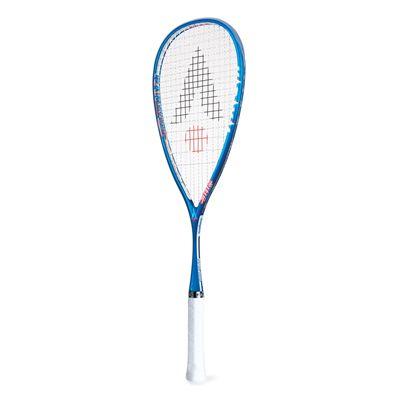 Karakal Raw 130 Squash Racket - Angled