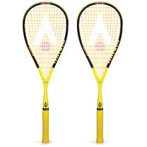 Karakal S-Pro Elite FF Squash Racket Double Pack