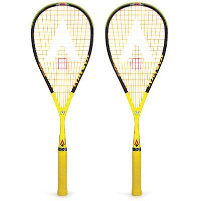 Karakal S-Pro Elite FF Squash Racket Double Pack AW18