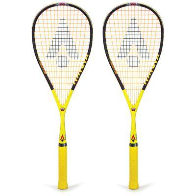 Karakal S-Pro Elite FF Squash Racket Double Pack AW19