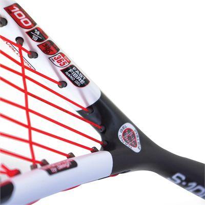 Karakal S 100 FF Squash Racket AW18 - Zoom1