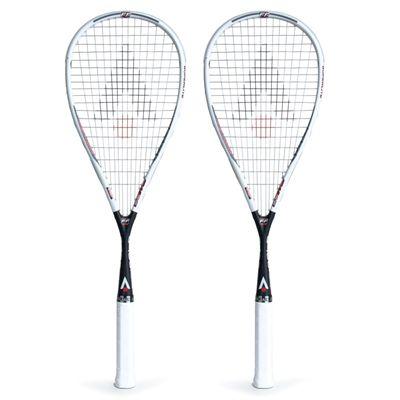 Karakal S 100 FF Squash Racket Double Pack AW16