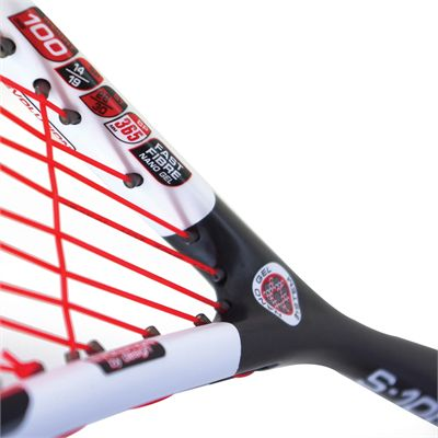 Karakal S 100 FF Squash Racket Double Pack AW18 - Zoom3