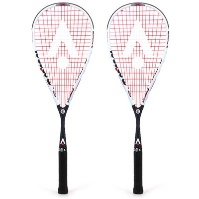 Karakal S 100 FF Squash Racket Double Pack AW18