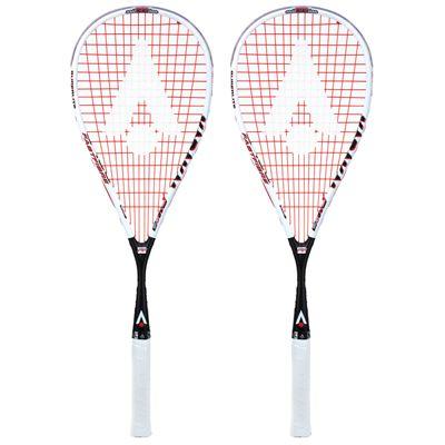 Karakal S 100 FF Squash Racket Double Pack AW19