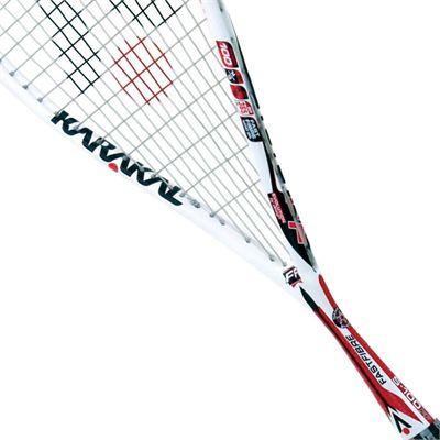 Karakal S 100 FF Squash Racket - String View
