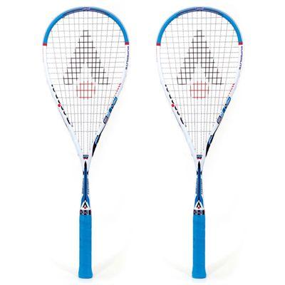 Karakal S 110 FF Squash Racket Double Pack