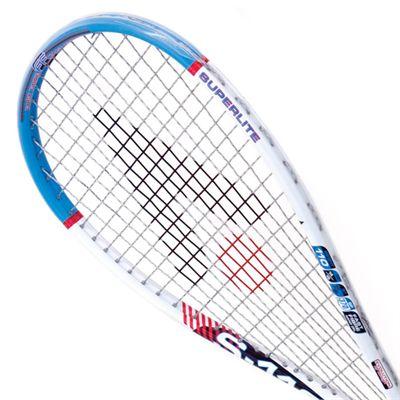 Karakal S 110 FF Squash Racket-Head View