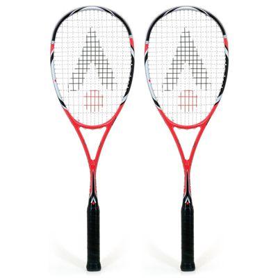 Karakal Smash Squash Racket Double Pack
