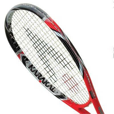 Karakal Smash Squash Racket-Head View