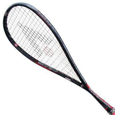 Karakal SN 90 FF Squash Racket Double Pack AW16-Head