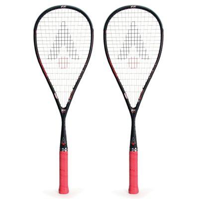 Karakal SN 90 FF Squash Racket Double Pack AW16
