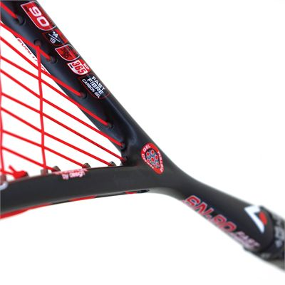 Karakal SN 90 FF Squash Racket Double Pack AW18 - With Cover - Zoom3