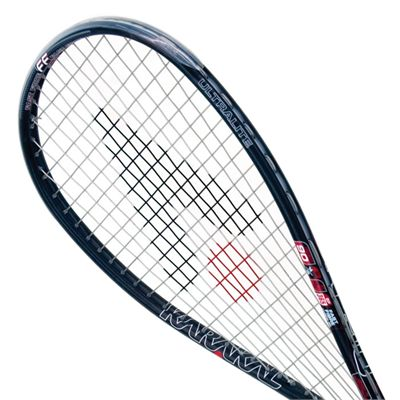 Karakal SN 90 FF Squash Racket Double Pack-Head View