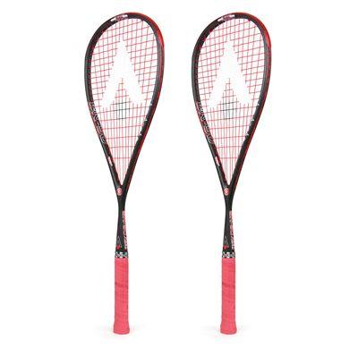 Karakal SN 90 FF Squash Racket Double Pack SS17