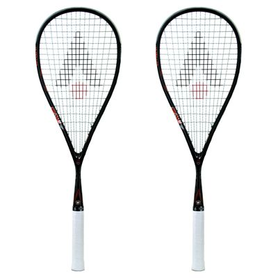 Karakal SN 90 Squash Racket Double Pack 2014