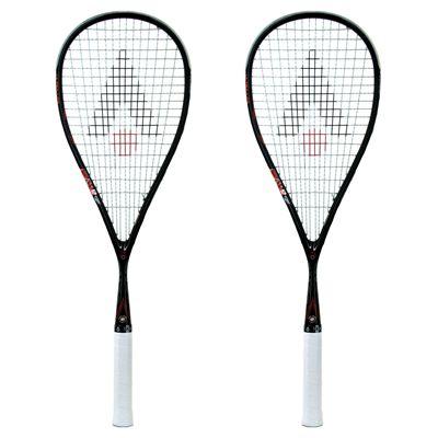 Karakal SN 90 Squash Racket Double Pack 2014