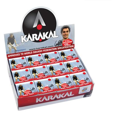 Karakal NRG 12 box - Red Dot