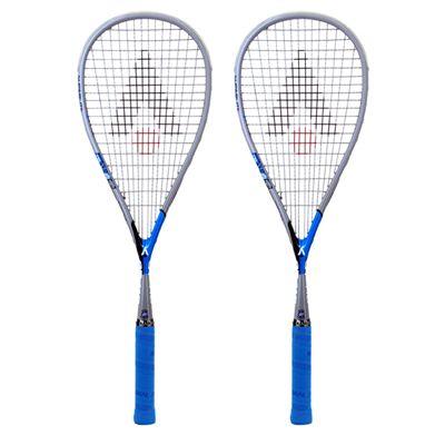Karakal ST-110 Gel Squash Racket Double Pack Image