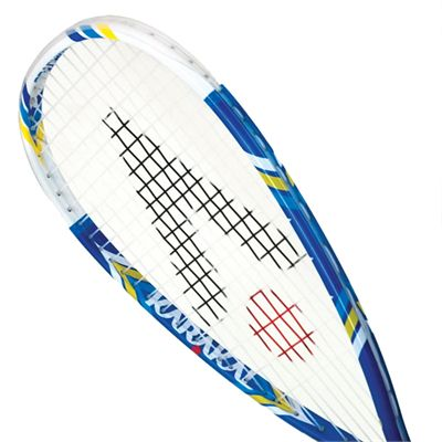Karakal Sting Squash Racket-Head View