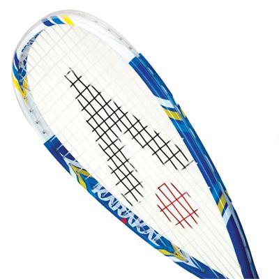 Karakal Sting Squash Racket-Head View