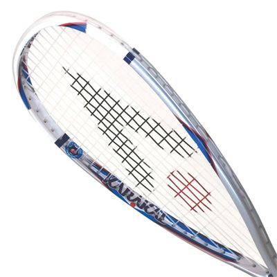 Karakal Storm Squash Racket-Head View