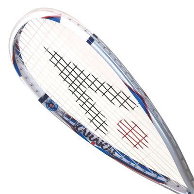Karakal Storm Squash Racket-Head View