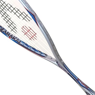 Karakal Storm Squash Racket-String View