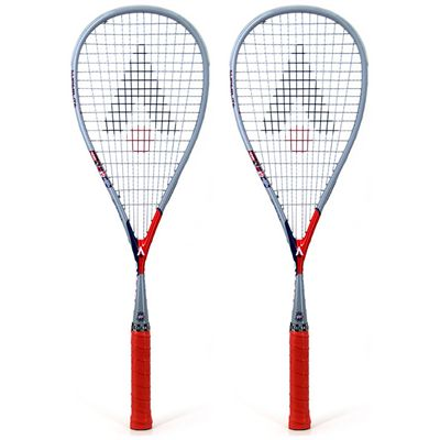 Karakal SX-100 Gel Squash Racket Double Pack 2014