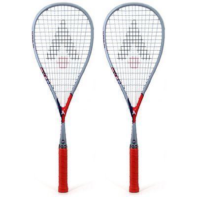 Karakal SX-100 Gel Squash Racket Double Pack 2014