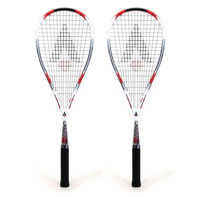 Karakal SX-100 Gel Squash Racket Double Pack